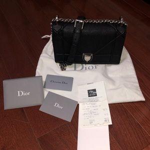 Dior (full-set) Diorama shoulder bag